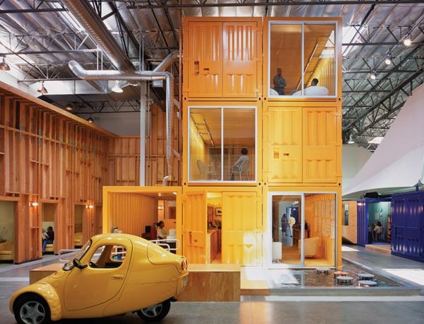 wunderschöne-büroräume-orange-gestaltung
