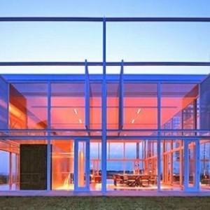 Glashaus - erstaunliche Fotos!