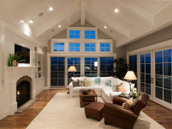 zimmerdecken-ideen-für-ein-luxuriöses-wohnzimmer