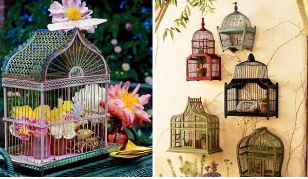 zwei-bilder-vom-deko-vogelkäfig