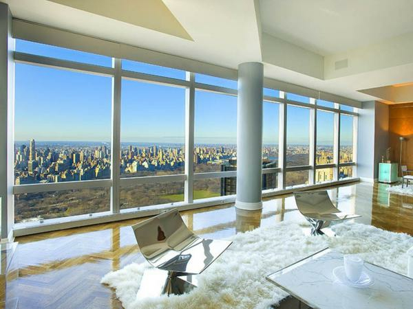 60-Millionen-New-York-City-Penthouse-Aussicht
