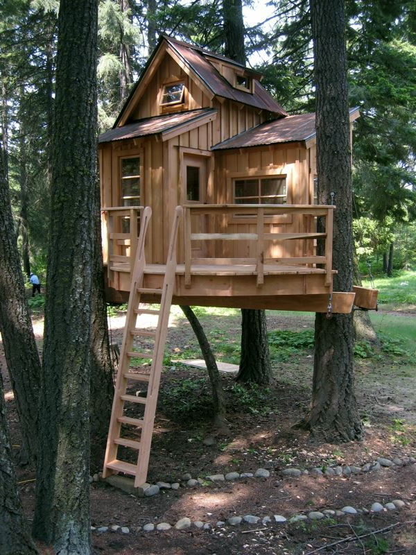 coole-Architektur-Ideen-Baumhäuser-bauen