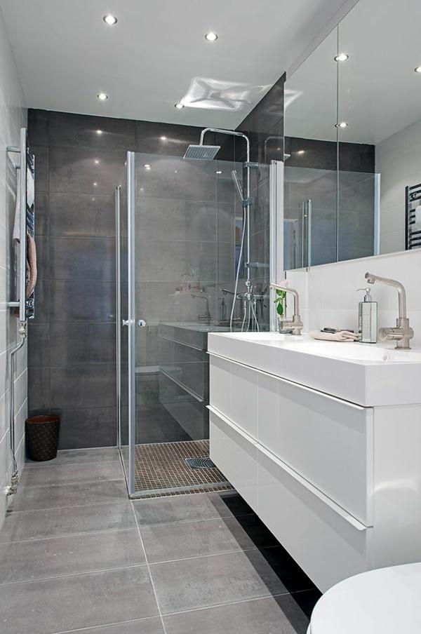 Modernes Badezimmer - inspirierende Fotos! - Archzine.net