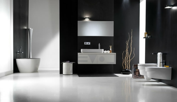 Badezimmer-in-Schwarz.und-Weiß-Design-Idee