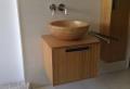 Waschbeckenunterschrank aus Bambus!