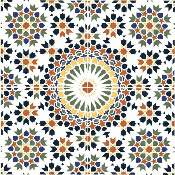 marokkanische fliesen faszinierende fotos. Black Bedroom Furniture Sets. Home Design Ideas