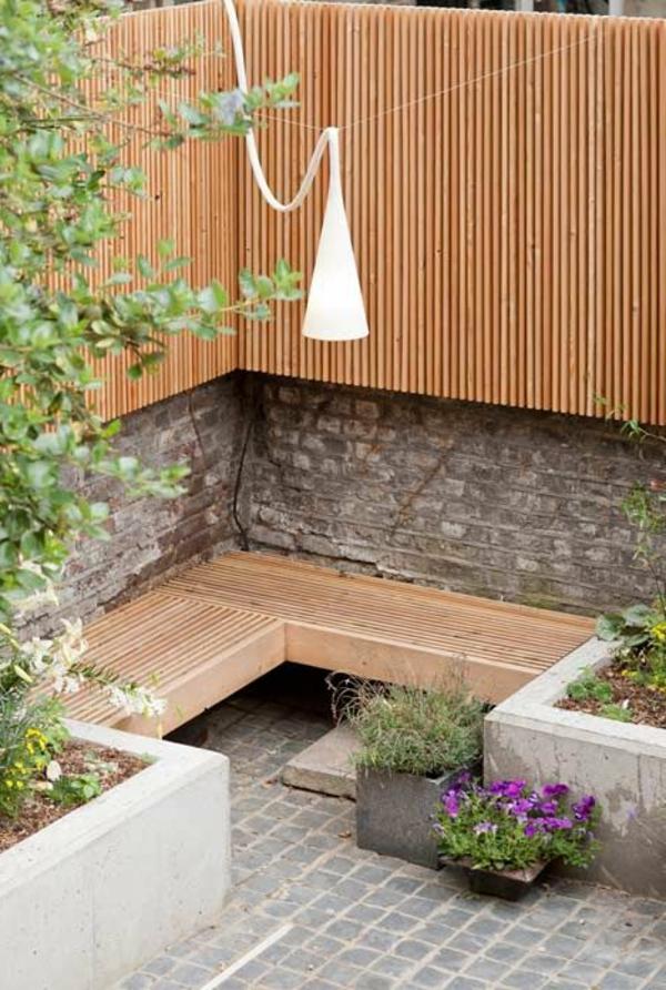 Eckbank Aus Holz FUr Balkon ~ Balkon Eckbank – ein tolles Möbelstück!