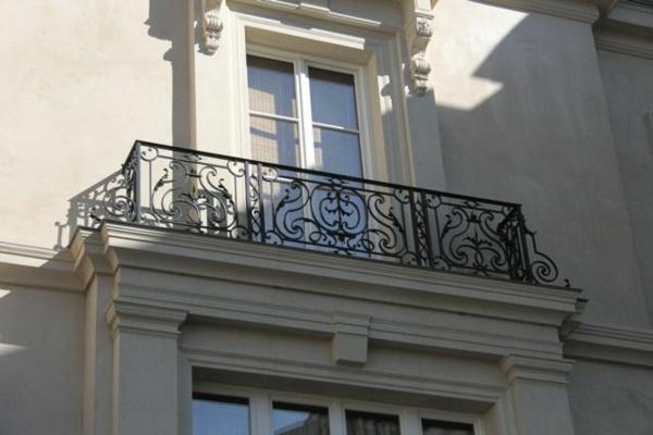 Faszinierende Französische Balkone! - Archzine.net Der Franzosische Balkon Ideen