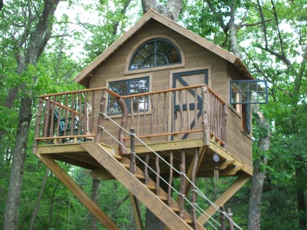 Baumhaus-bauen-für-Kinder-Ideen