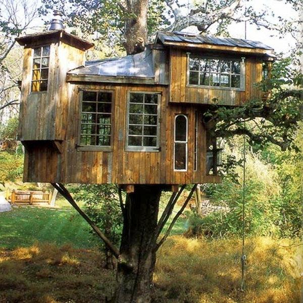 Baumhaushotel Coole Ideen Holz