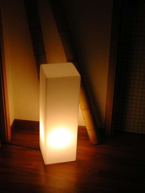 Bodenleuchten-LED-Design-Idee-