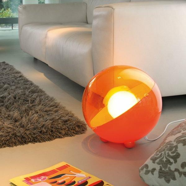 Bodenleuchten LED Design  Idee Wohnzimmer