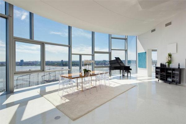 penthousewohnung 64 faszinierende fotos. Black Bedroom Furniture Sets. Home Design Ideas