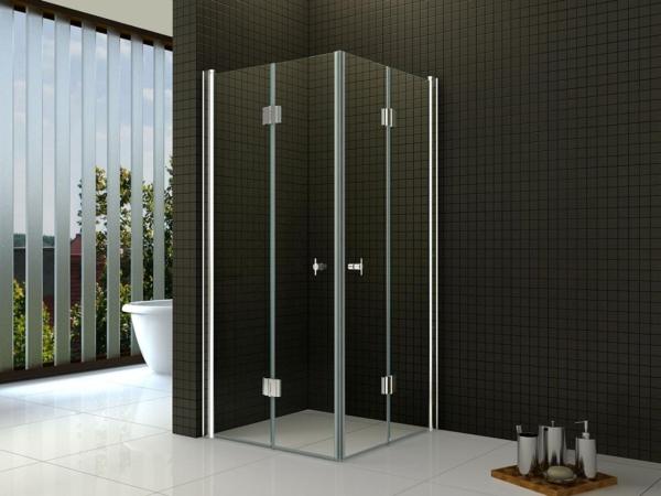 Design-Idee-Duschkabinen-aus-Glas-Idee-Duschkabine aus Glas