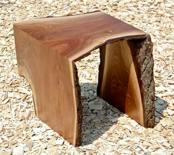 Beistelltisch Aus Holz - Fantastische Modelle! - Archzine.Net