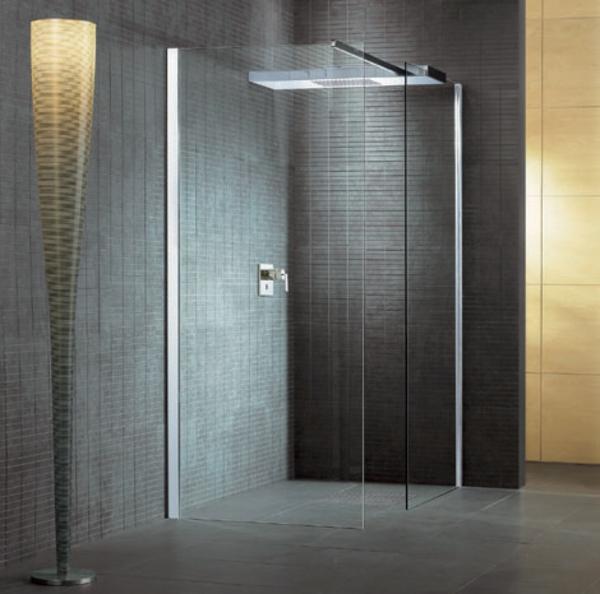Moderne duschkabine f r das badezimmer for Modernes kleines bad mit dusche