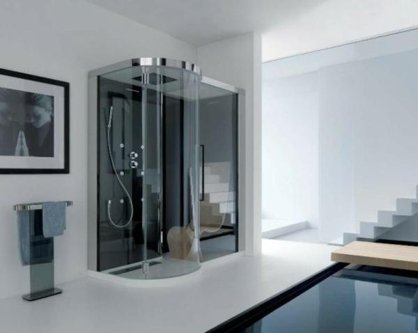 Moderne duschkabine f r das badezimmer for Badezimmer italienisches design