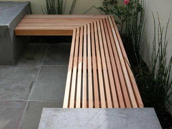 Eckbänke design  Balkon Eckbank - ein tolles Möbelstück! - Archzine.net