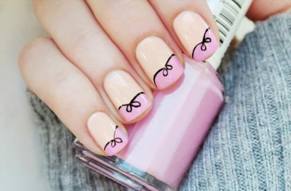 Fingernägel-Design-Idee-Pastellfarben