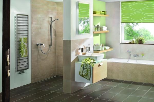 moderne badideen für fliesen! - archzine, Wohnzimmer dekoo