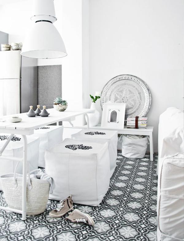 Fliesen-mit- Marokkanischem-Design-Interior