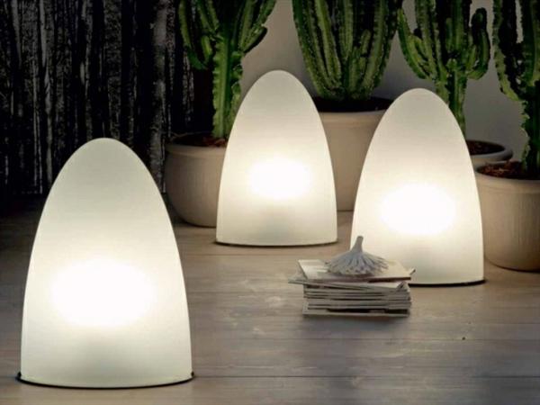 tolle ideen f r led bodenleuchten. Black Bedroom Furniture Sets. Home Design Ideas