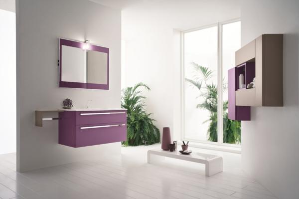 Hängeschrank-Badezimmer-Badezimmereinrichtung-Badidee