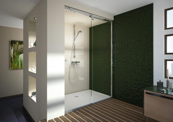 Moderne Duschkabine für das Badezimmer! - Archzine.net