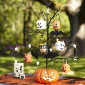 Tolle Halloween Dekoration selber machen!