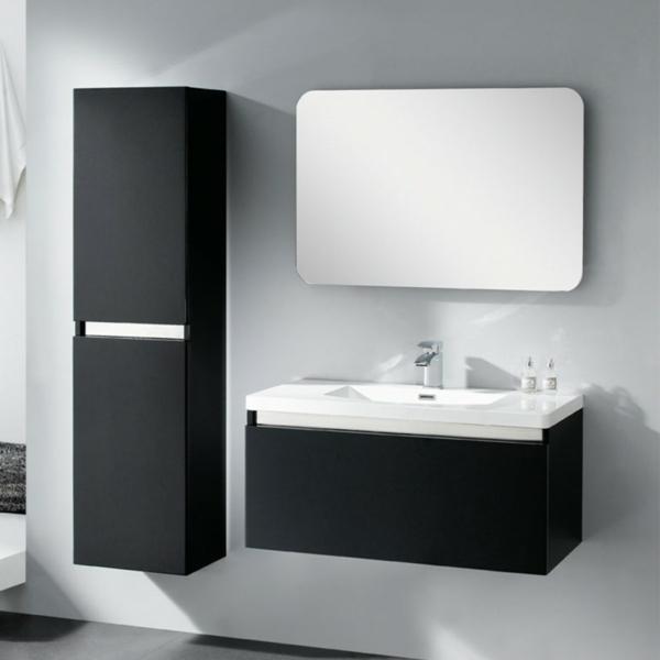 Hochschrank-für-Badezimmer-in-Schwarz