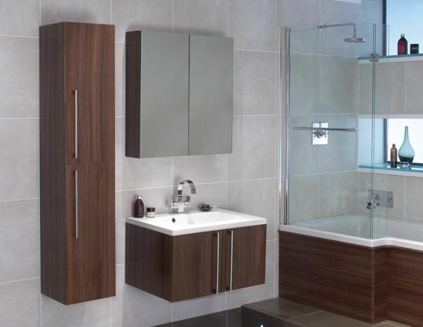 Holz-Hochschränke-für-Badezimmer