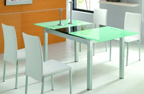 Ideen-für-die-Wohnung-Esstisch-Glas-