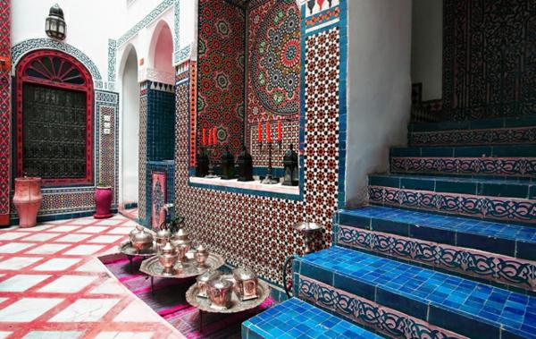 Interior-Design-Fliesen-mit- Marokkanischem-Design-