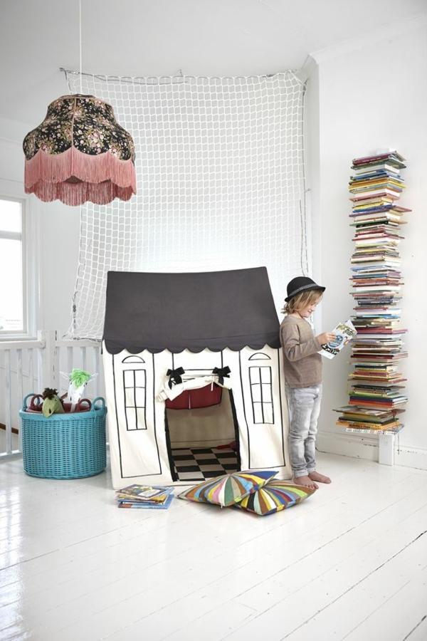 Kinderzimmergestaltung-Deckenlampen -Kinderzimmer-