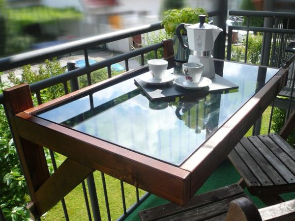 design 5001396 klapptisch balkon selber bauen. Black Bedroom Furniture Sets. Home Design Ideas