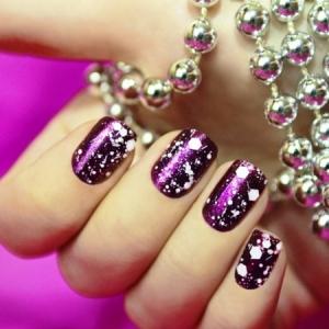 Design für Fingernägel - 100 erstaunliche Fotos!