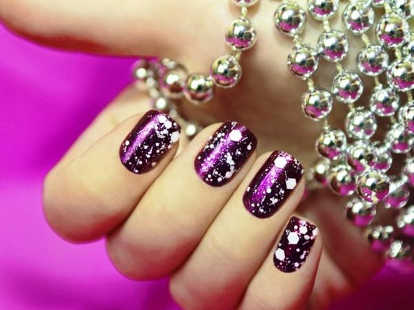 modernes Design für Fingernägel
