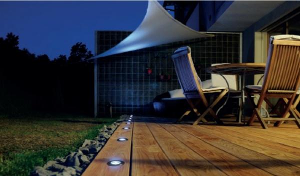 Led-Bodenleuchten-für-Draußen-Veranda