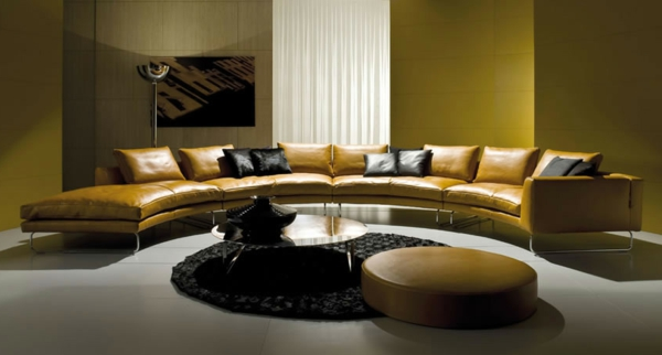 Wohnzimmer Sofa Stellen. Affordable Flamant Sofa Gianno Sitzer With ...