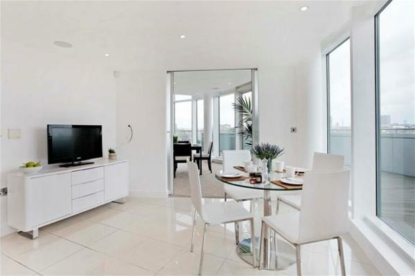 Penthousewohnung 64 faszinierende fotos for Farbliche raumgestaltung wohnzimmer