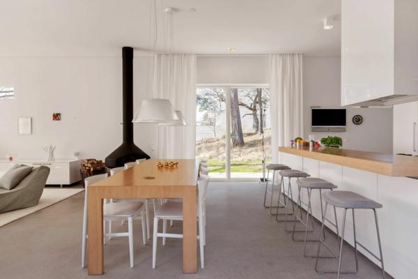 Moderne-Villa-Schweden-Stockholm-Innendesign