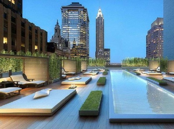 New York Penthouse VIP