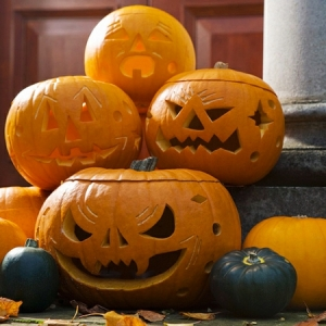Halloween Kürbis Gesichter - coole Vorschläge!