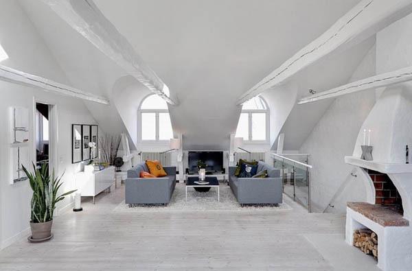 Penthaus-in-Sweden-mit-modernem-Design