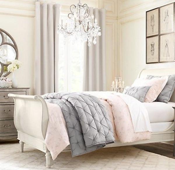 Wohnideen Schlafzimmer Grau: Schlafzimmer Ideen Wand & Beet ... Schlafzimmer Ideen Rosa