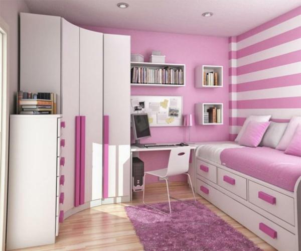 Schlafzimmer Grau Rosa: Img moderne betonoptik im schlafzimmer ...