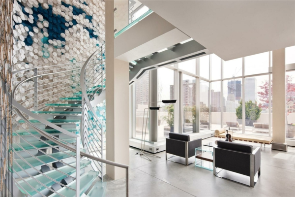 Skyloft-Penthouse-NY-City-Luxus-Design