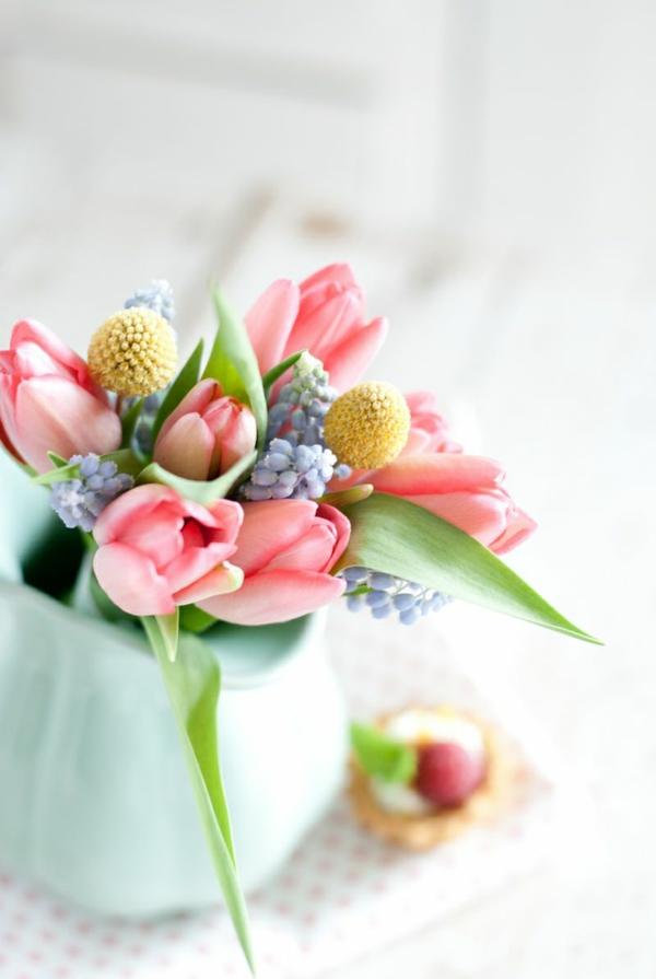 Tischdeko-Tulpen-kreative-Idee