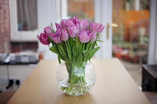 100 Tolle Ideen Für Tischdeko Mit Tulpen