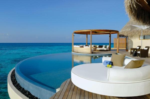 Traumhaus mit pool am meer  Traumferienwohnung - 60 erstaunliche Fotos! - Archzine.net